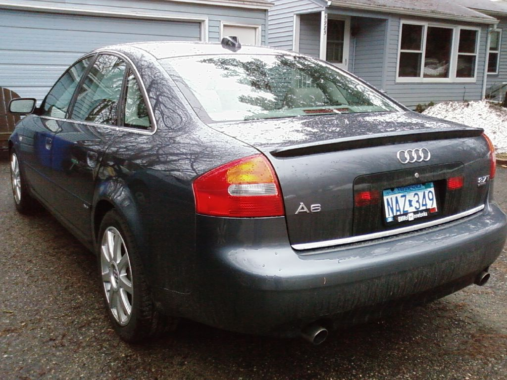 2004 audi a6 avant 1 8 t quattro related infomation specifications weili automotive network. Black Bedroom Furniture Sets. Home Design Ideas