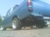 1997 Nissan King Cab Overview