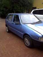 1998 FIAT Uno Picture Gallery