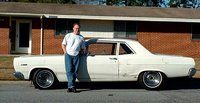 1967 Mercury Comet, Me and my Comet (2003) Dent and all., exterior