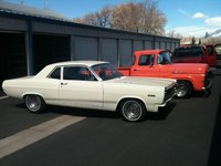 1967 Mercury Comet, My car next to one of my dad's. 1960 Ford Pickup., exterior