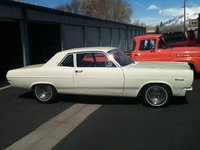 1967 Mercury Comet, Passenger side in the sun., exterior
