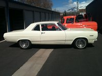 1967 Mercury Comet, Just a side shot of my almost put back together 1967 Comet 202., exterior
