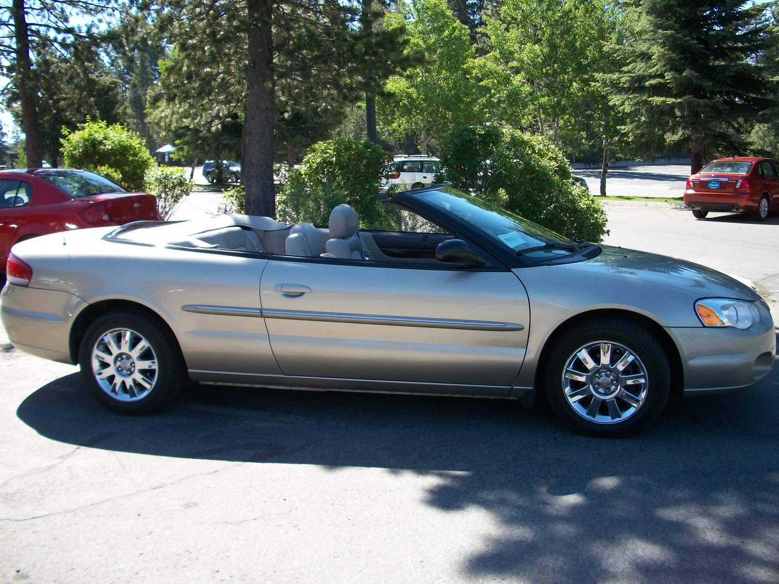 picture of 2004 chrysler sebring limited convertible exterior. Black Bedroom Furniture Sets. Home Design Ideas