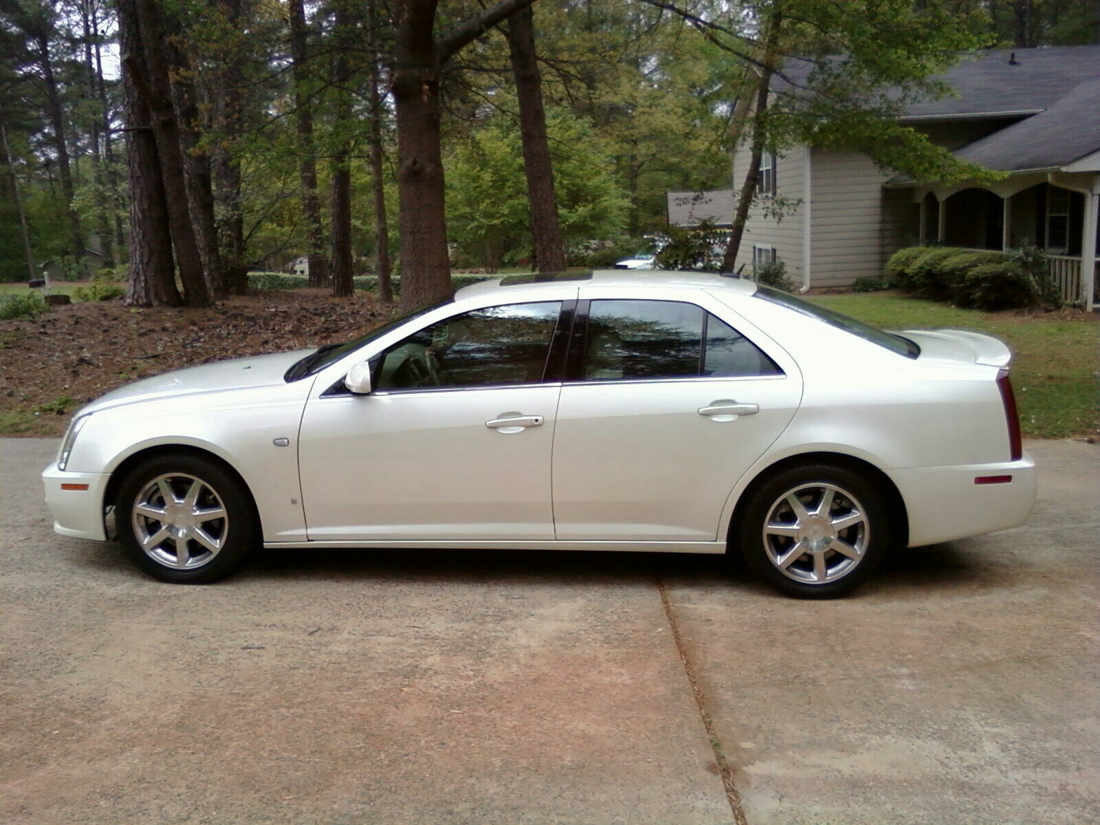 2006 Cadillac Sts Pictures Cargurus