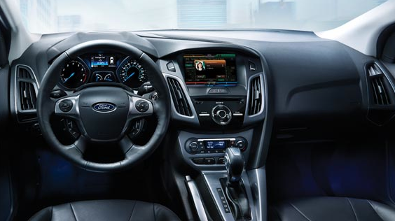 2012 ford focus front seat interior manufacturer