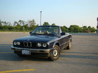1989 BMW 3 Series 325i picture, exterior