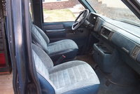 Picture of 1991 Chevrolet Astro Cargo Van 3 Dr STD Cargo Van, interior