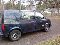 1991 Chevrolet Astro Cargo Van Overview