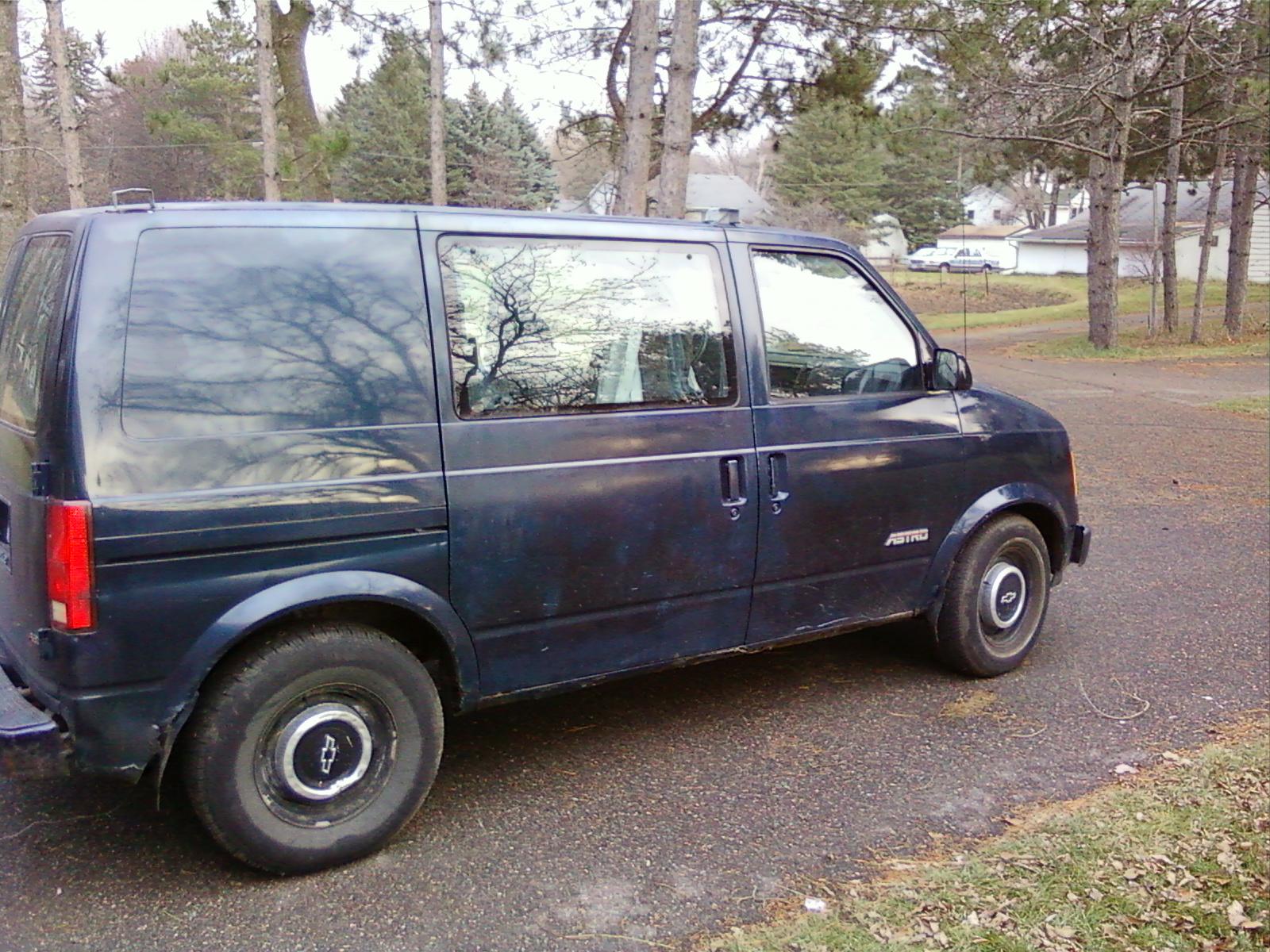 Picture of 1991 Chevrolet Astro Cargo Van 3 Dr STD Cargo Van, exterior