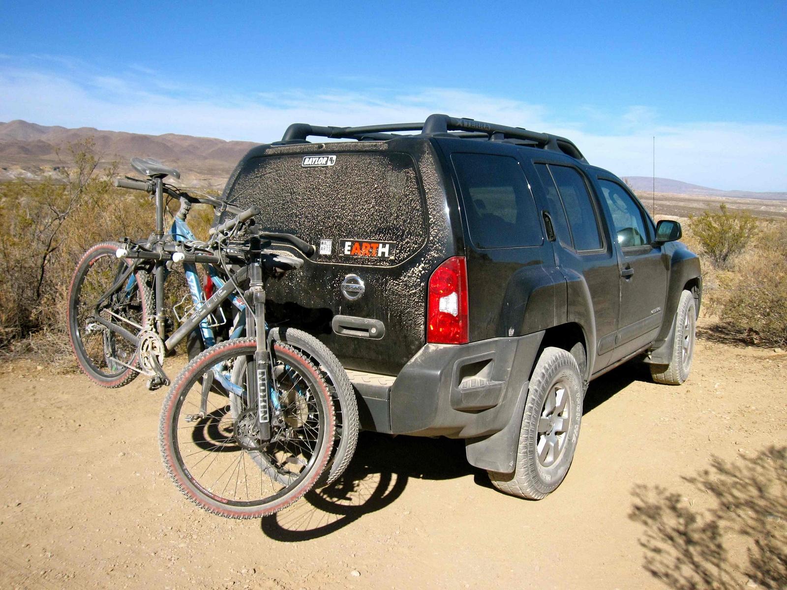 2008 nissan xterra pictures cargurus Nissan xterra bike rack interior
