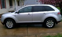 Picture of 2009 Lincoln MKX AWD, exterior, gallery_worthy