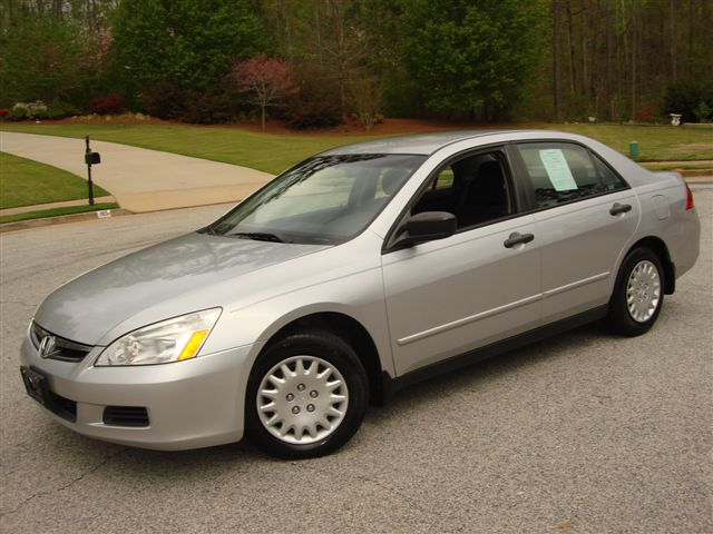 Honda Accord Value Package, Picture of 2007 Honda Accord 4 Dr Value ...