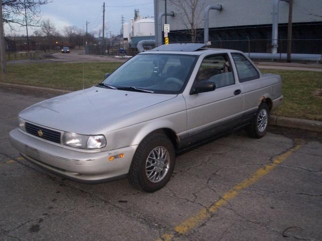 1993 Nissan Sentra - Pictures - CarGurus