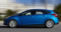 2012 Ford Focus, Side View. , exterior, manufacturer