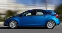 2012 Ford Focus, Side View. , manufacturer, exterior