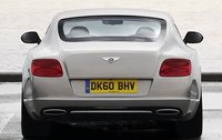 2012 Bentley Continental GT, Back View. , exterior, manufacturer