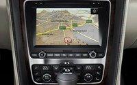 2012 Bentley Continental GT, Navigation Screen. , interior, manufacturer, gallery_worthy