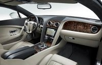2012 Bentley Continental GT, Front Seat. , interior, manufacturer