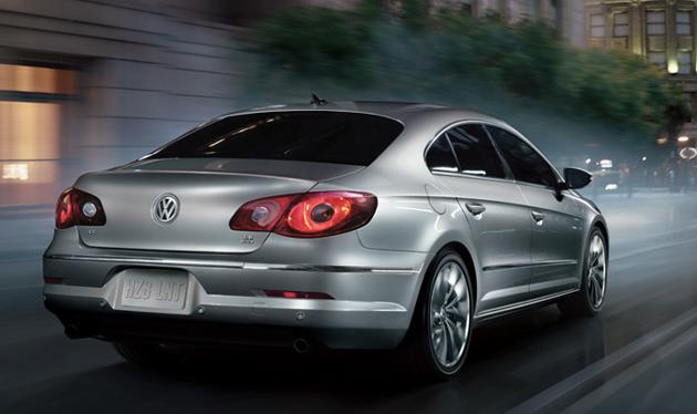 2012 Volkswagen Cc Pic 410821274981767900