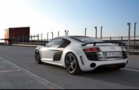 2012 Audi R8, Back View. , exterior, manufacturer