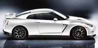 2012 Nissan GT-R, Side View. , exterior, manufacturer