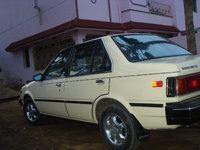 1985 Nissan Sentra Overview