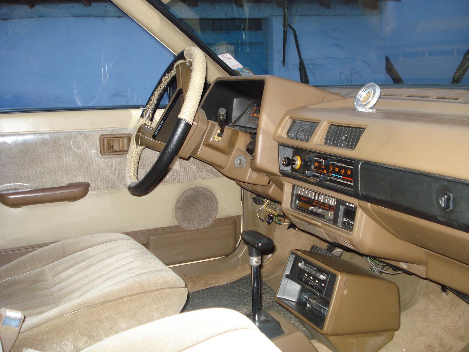 1985 Nissan Sentra Pictures Cargurus