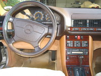 Picture of 1995 Mercedes-Benz S-Class S 420, interior