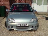 Picture of 2003 Citroen Saxo, exterior, gallery_worthy