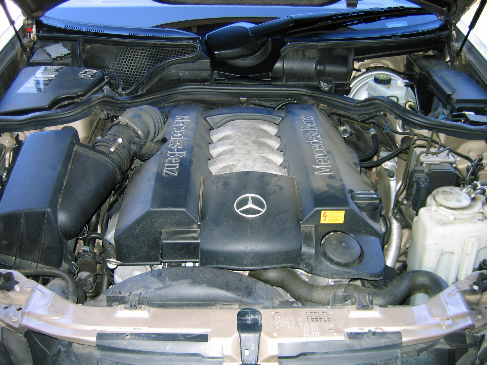 2000 mercedes e430 engine specs for Mercedes benz engines specifications