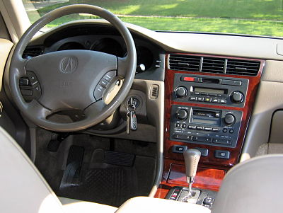 Sterling Acura on Picture Of 2002 Acura Rl 3 5l  Interior
