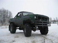 1976 Chevrolet Blazer Overview