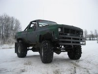 1976 Chevrolet Blazer Picture Gallery