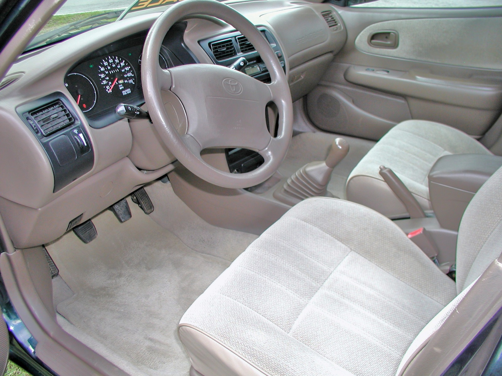 Toyota Corolla Dr Dx Sedan Pic