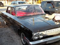 1962 Chevrolet Biscayne, in prog, exterior