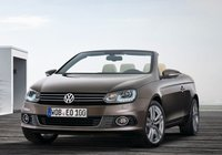 2012 Volkswagen Eos, Front quarter view. , exterior, manufacturer, gallery_worthy