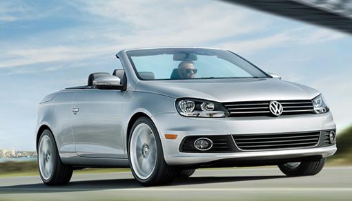 2012 Volkswagen Eos, Front quarter view. , exterior, manufacturer
