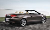 2012 Volkswagen Eos, Back View. , exterior, manufacturer