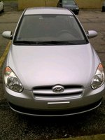 Picture of 2007 Hyundai Accent 2 Dr GS Hatchback, exterior
