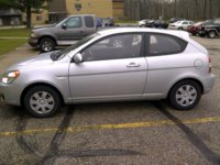 Picture of 2007 Hyundai Accent GS Hatchback, exterior, gallery_worthy