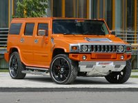 2006 Hummer H2, 2010 Hummer H3 Luxury picture, exterior