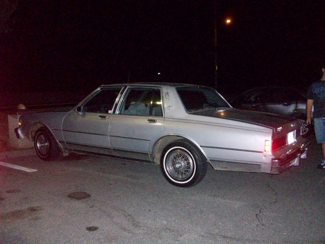 Picture of 1986 Chevrolet Caprice, exterior, gallery_worthy