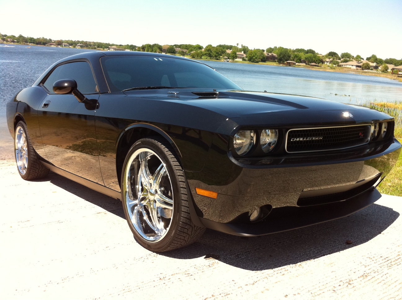 2010 Dodge Challenger R/T - Pictures - Picture of 2010 Dodge Challeng ...