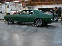 1969 Pontiac Firebird picture, exterior