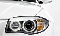2012 BMW 1 Series, Close-up of headlight. , exterior, manufacturer