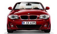 2012 BMW 1 Series, Front View of 1-series convertible. , exterior, manufacturer