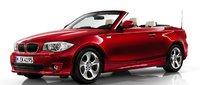 2012 BMW 1 Series, Front three quarter view of 1-series convertible. , exterior, manufacturer