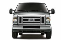 2011 Ford E-Series Passenger, Front View. , exterior, manufacturer