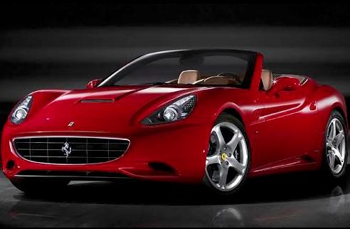 2010 Ferrari California, Front quarter view. , exterior, manufacturer